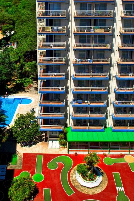 Hotel Boix Mar - Španělsko