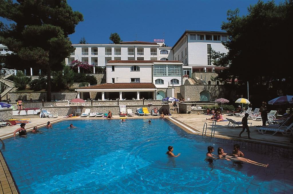 Rabac - Hotel Marina - Istrie