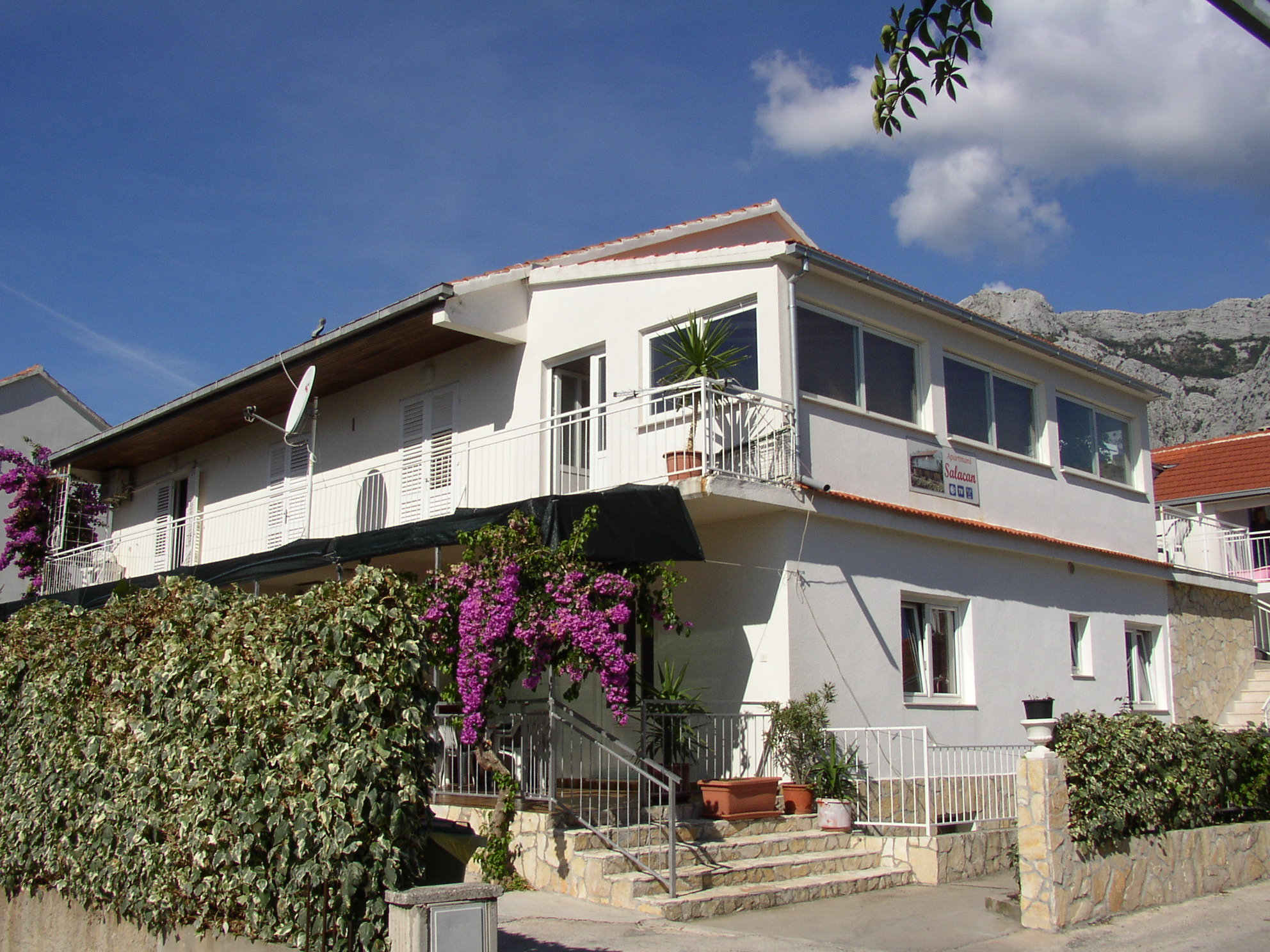 Orebić / Apartmány Orebić - Makarská riviéra