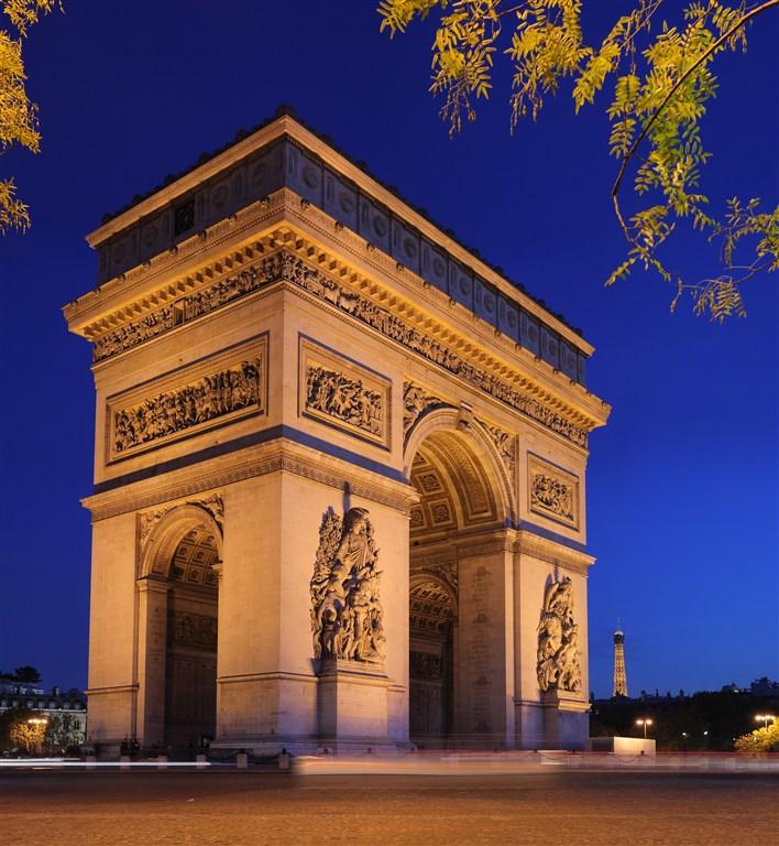 Kouzelná Paříž a zámek ve Versailles - Francie