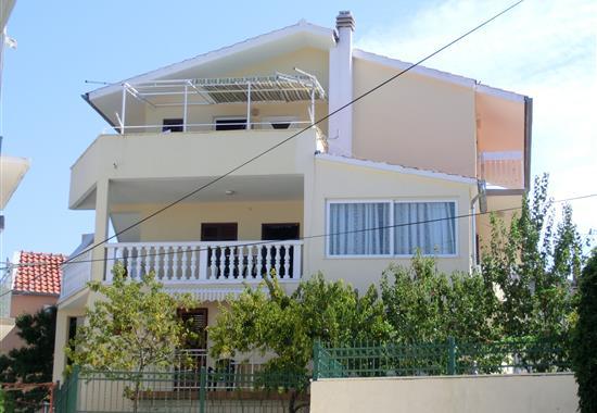 Primošten - Apartmánový dům Huljev - Dalmácie