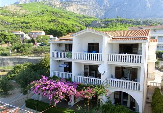 Apartmánový dům Dalmatina - Chorvatsko