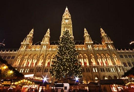 Kouzlo adventní Vídně - Rakousko