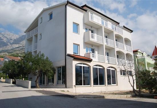 Promajna - Apartmánový dům Apart-pansion - Chorvatsko