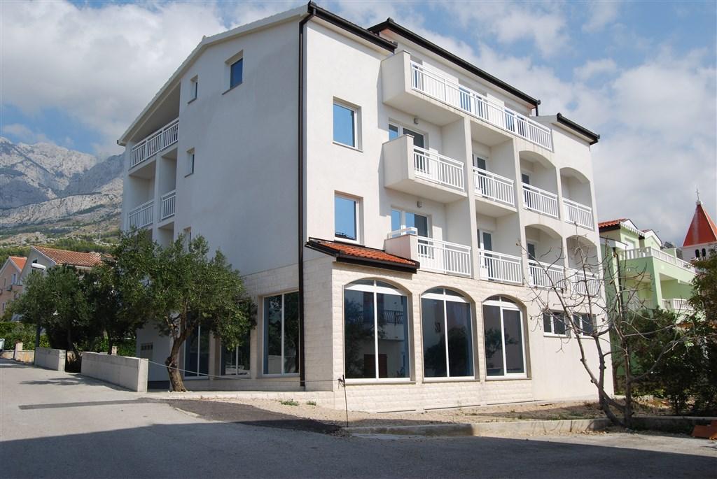 Promajna - Apartmánový dům Apart-pansion - Makarská riviéra