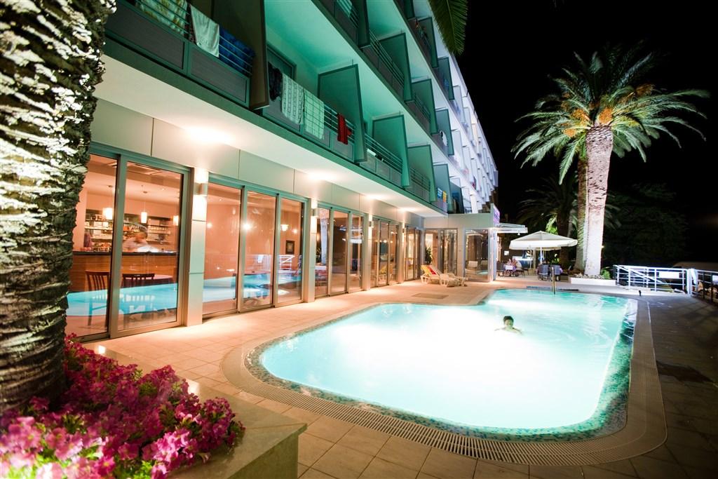Hotel Sirena - Makarská riviéra