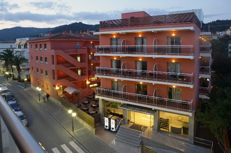 Hotel Tossa Beach/Center - Costa Brava, Costa del Maresme