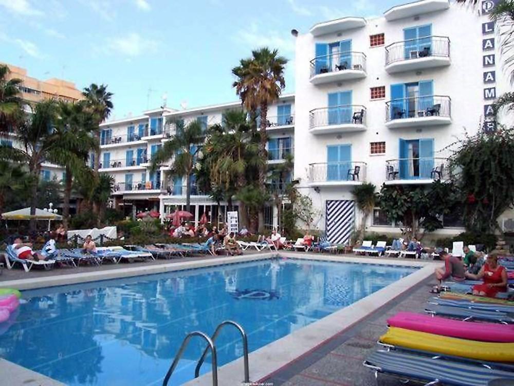 H-TOP Hotel Planamar - Malgrat De Mar