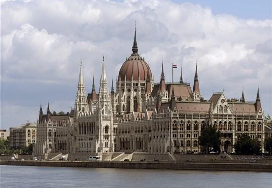 Budapešť - perla Dunaje - Maďarsko