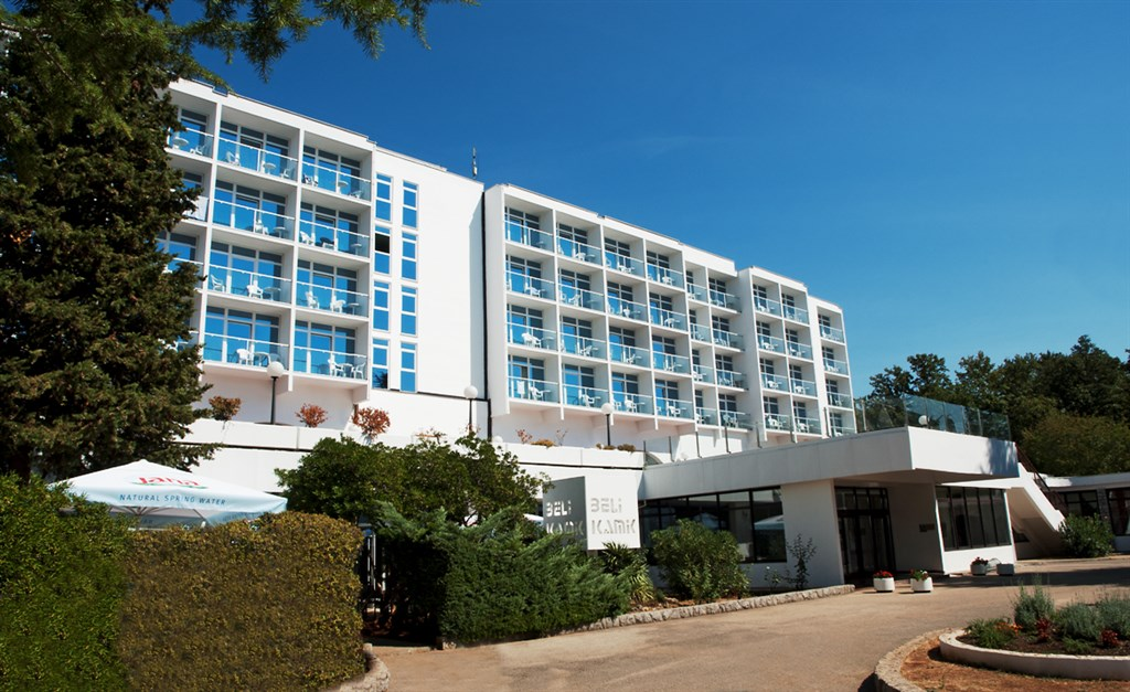 Njivice - Hotel Beli Kamik - Njivice