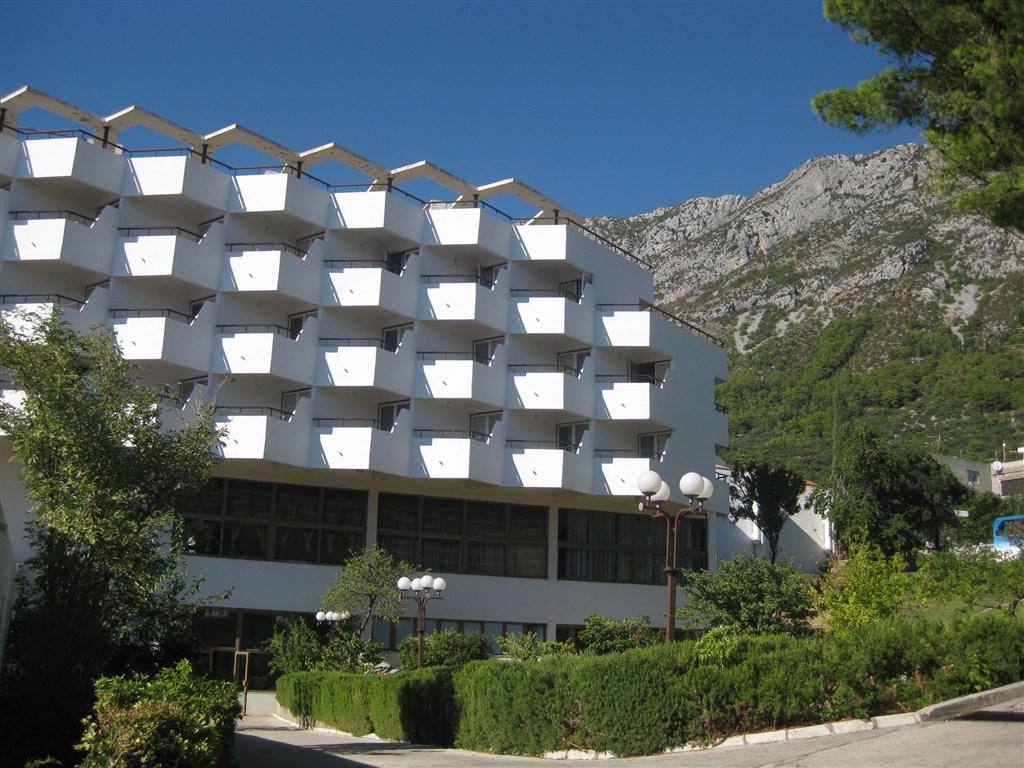 Hotel a depandance Laguna - Makarská riviéra