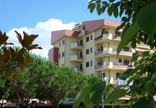 Apartmány Alba - Alba Adriatica