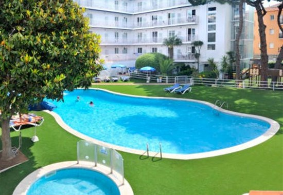 Hotel GHT Balmes - Španělsko