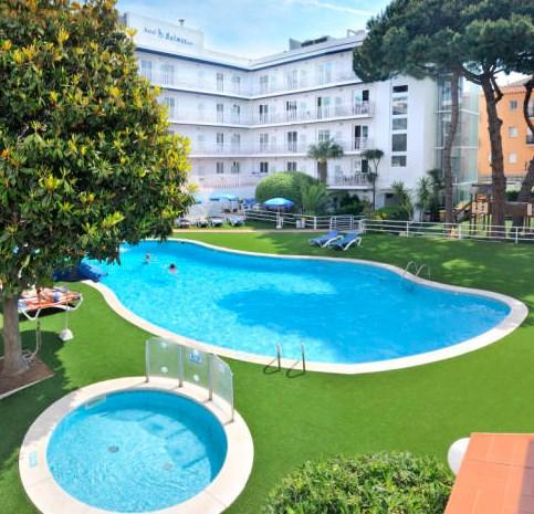 Hotel GHT Balmes - Calella