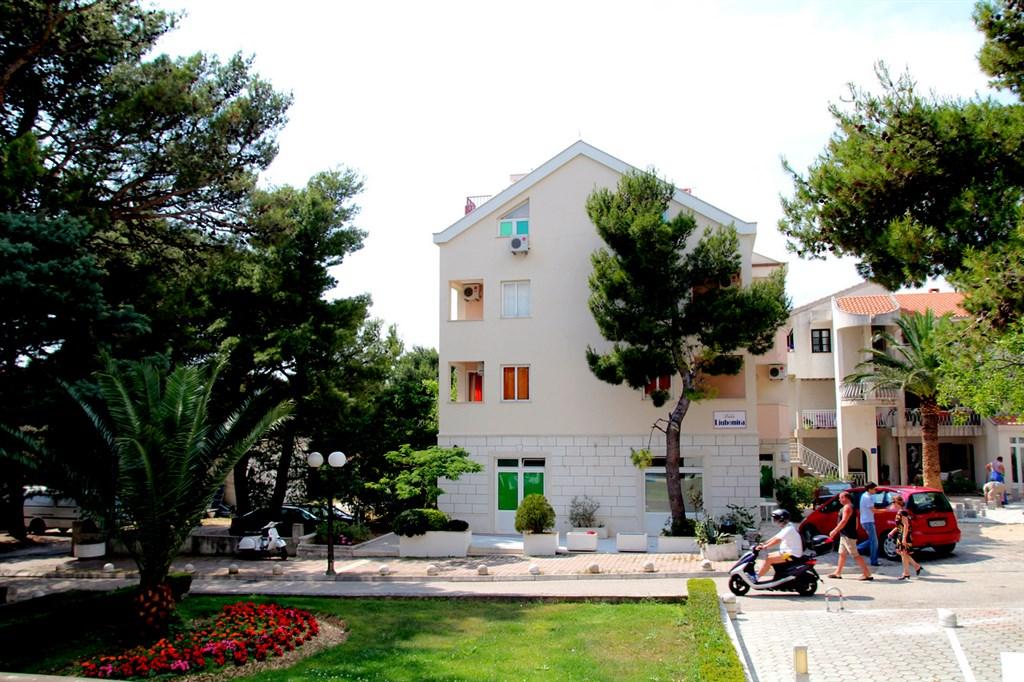 Apartmánový dům Ljubomira - Makarská riviéra