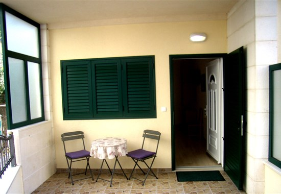 Apartmánový dům Miro - Chorvatsko
