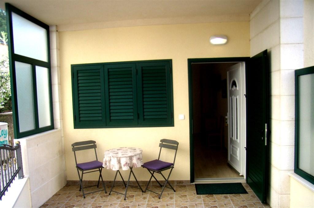 Apartmánový dům Miro - Makarská riviéra