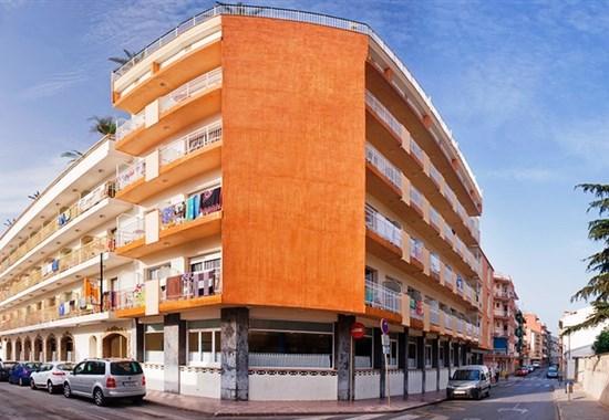 Hotel Merce - Pineda de Mar