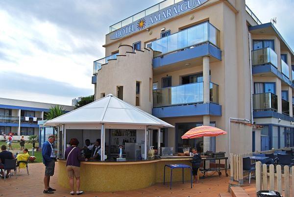 Hotel Amaraigua - Costa Brava, Costa del Maresme