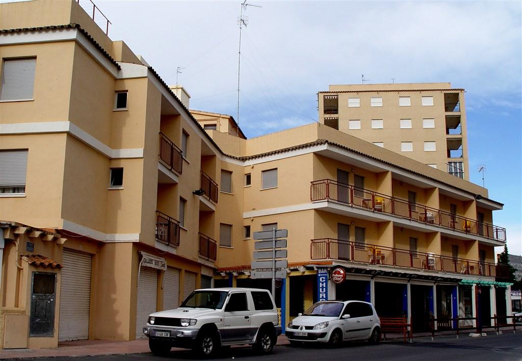 Apartmány Playa Parada - Oropesa Del Mar