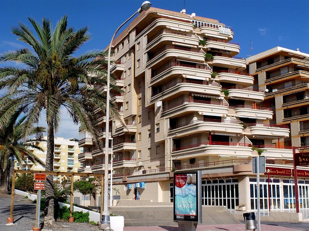Apartmány Solymar - Oropesa Del Mar