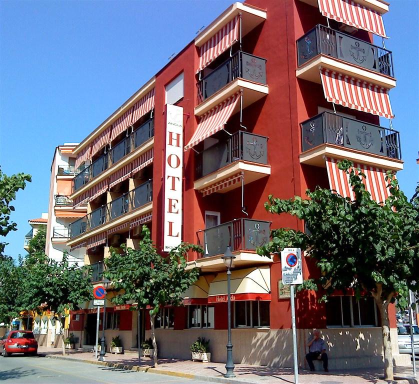 Hotel Ancla - Oropesa Del Mar