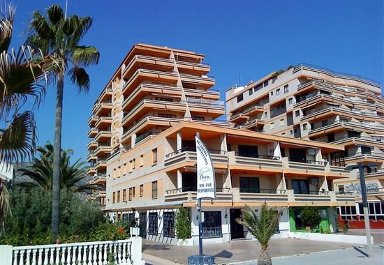 Apartmány Playamar - Costa del Azahar