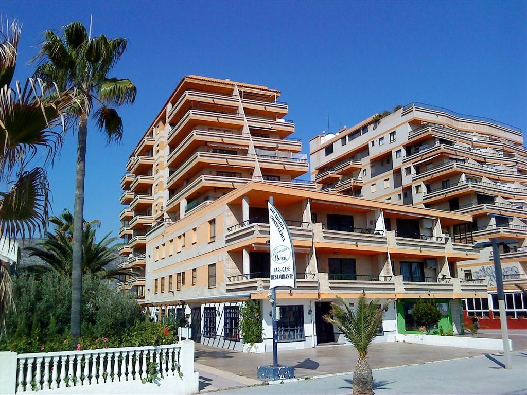 Apartmány Playamar - Oropesa Del Mar