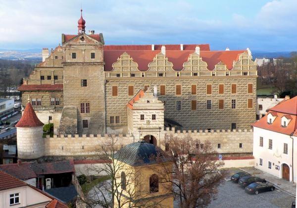 Chodsko - kraj pohádkových příběhů - Česká republika