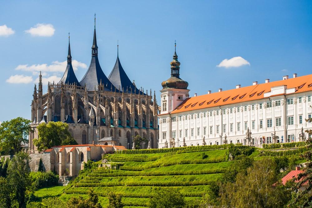 Praha a okolí - Česká republika