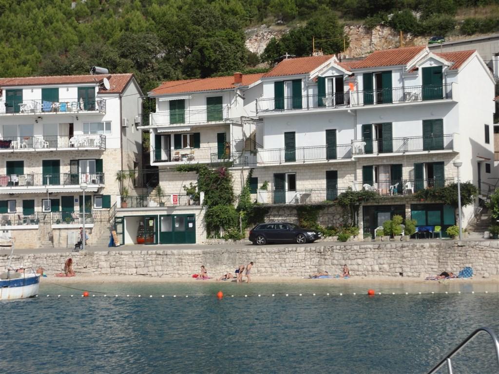 Apartmánový dům Kostanić - Makarská riviéra
