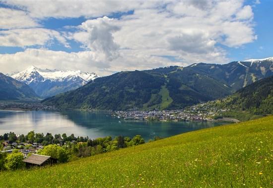 Až na střechu Salzburska! - Rakousko
