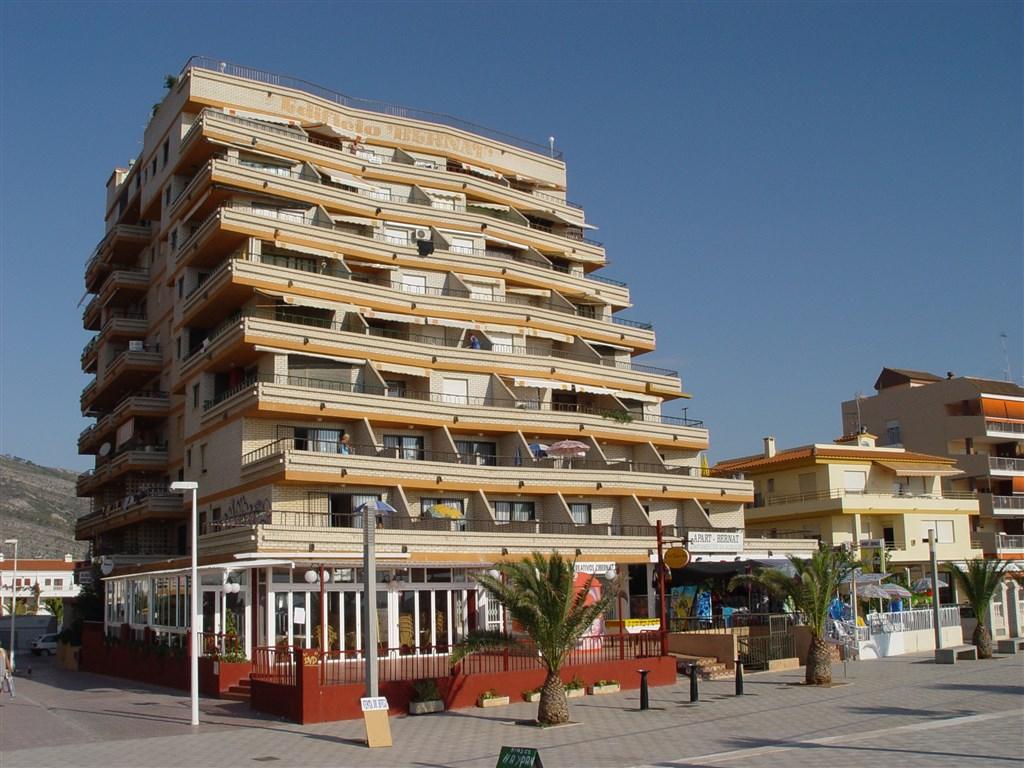 Apartmány Bernat - Španělsko