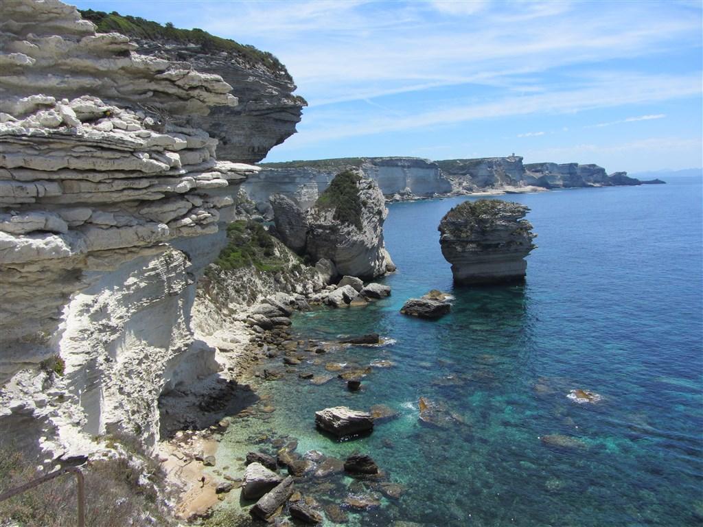 Divoká Korsika - perla Středomoří - Francie