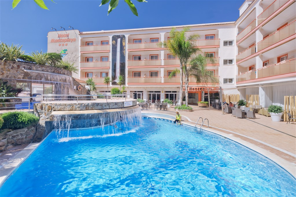 Hotel Sumus Monteplaya - Malgrat De Mar