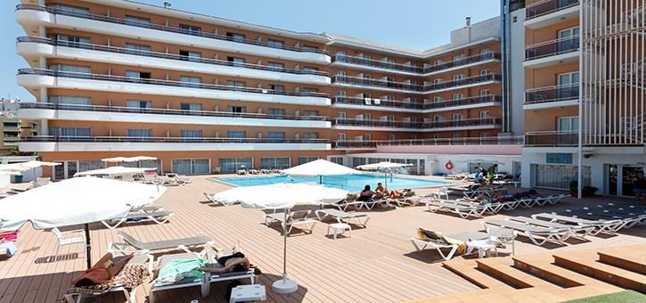Hotel Sorra Daurada - Malgrat De Mar