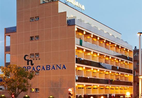 Hotel Copacabana - Costa Brava, Costa del Maresme